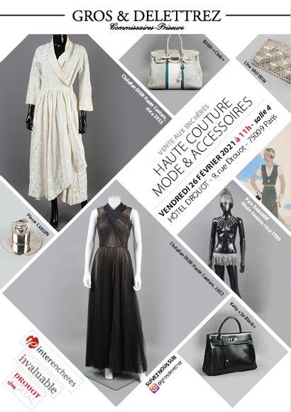 Haute couture, fashion, accessories