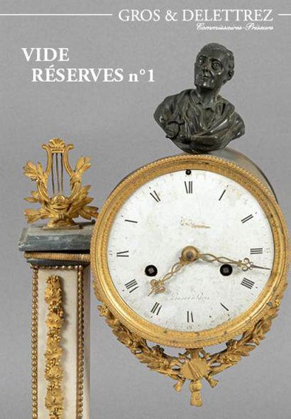 Vente vide réserves n°1 (online)