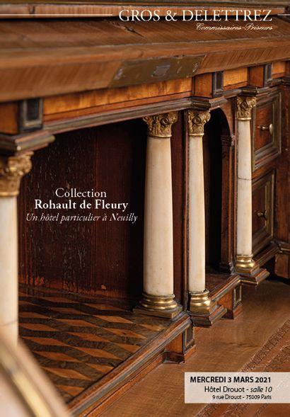 Collection<br/>Rohault de Fleury