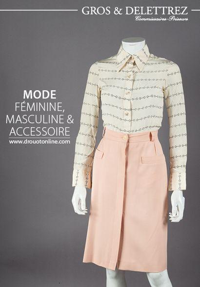 Mode féminine / masculine & accessoires