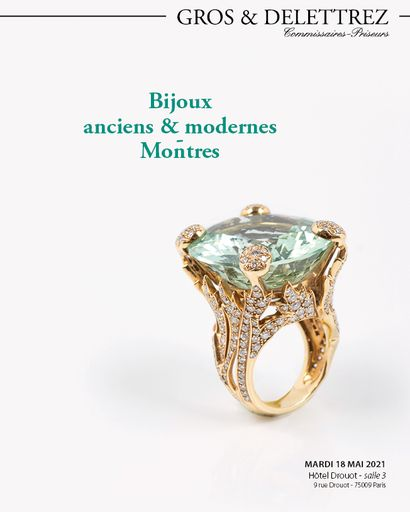 Antique & modern jewelry - Watches