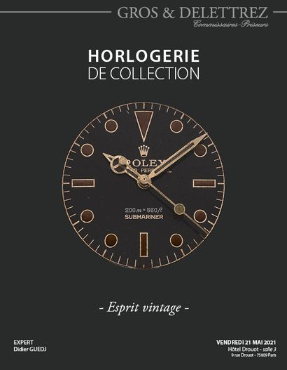 Horlogerie de collection