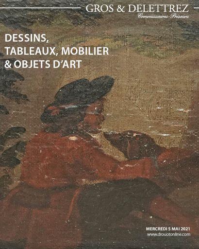 Drawings, Paintings, Furniture & Works of Art