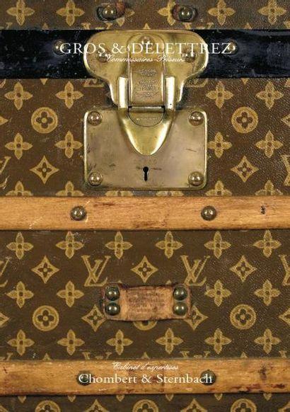 Louis VUITTON : bagagerie et maroquinerie