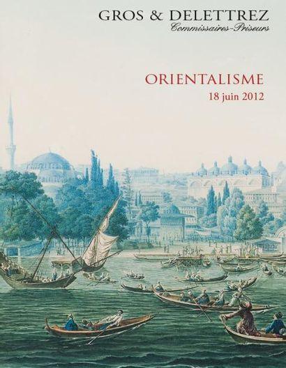 ORIENTALISME - Vente Live