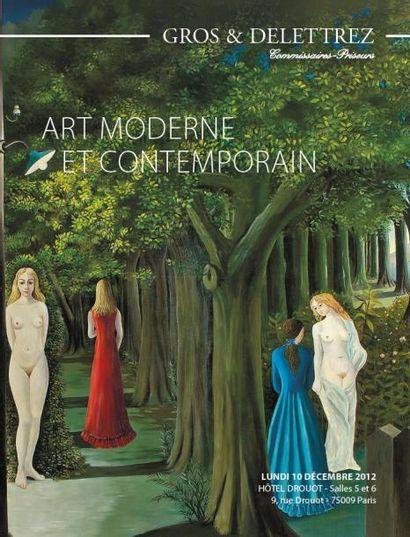 ART IMPRESSIONISTE, MODERNE ET CONTEMPORAIN