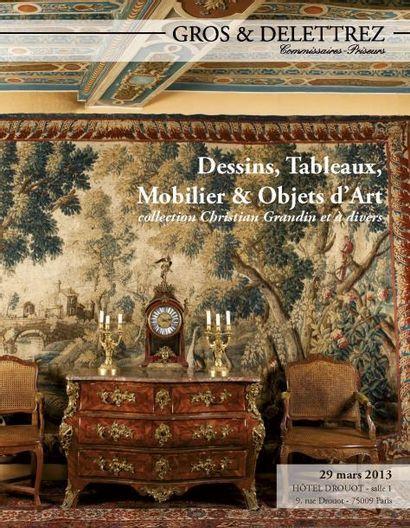 Dessins, Tableaux, Mobilier & Objets d'Art