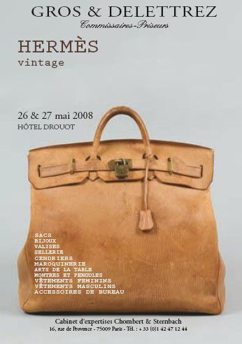 Hermès vintage part.1