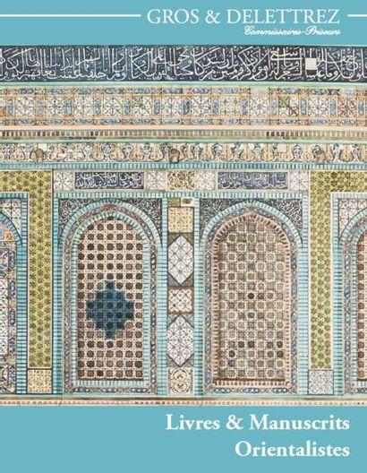 Livres & Manuscrits Orientalistes