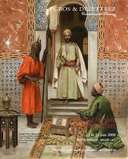 ORIENTALISME, art islamique
