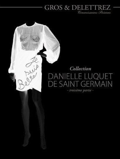 Danielle Luquet de Saint-Germain – 3e partie