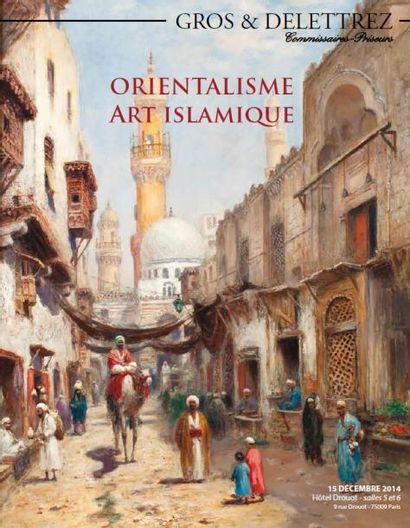 Orientalisme & Art Islamique