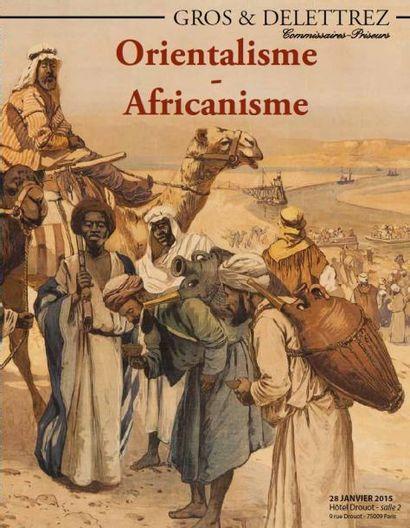 Orientalisme & Africanisme (Livres - Manuscrits - Iconographie - Objets commémoratifs)