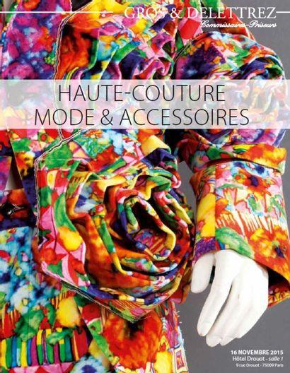 HAUTE-COUTURE, MODE & ACCESSOIRES