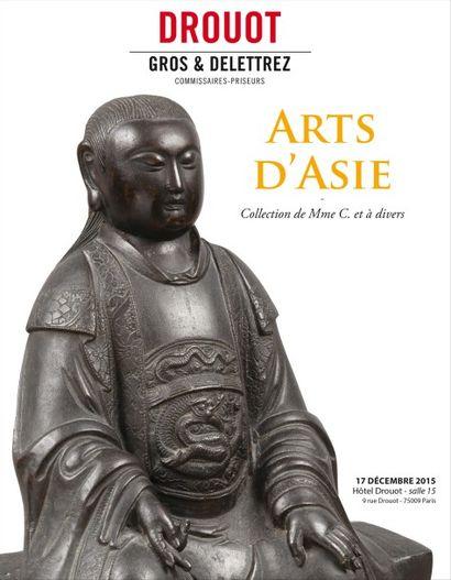 ARTS D'ASIE - Vente à 13h30
