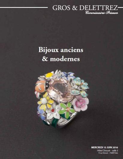 BIJOUX ANCIENS & MODERNES </br>MONTRES, NUMISMATIQUE