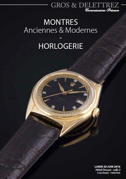 MONTRES anciennes & modernes <br>HORLOGERIE