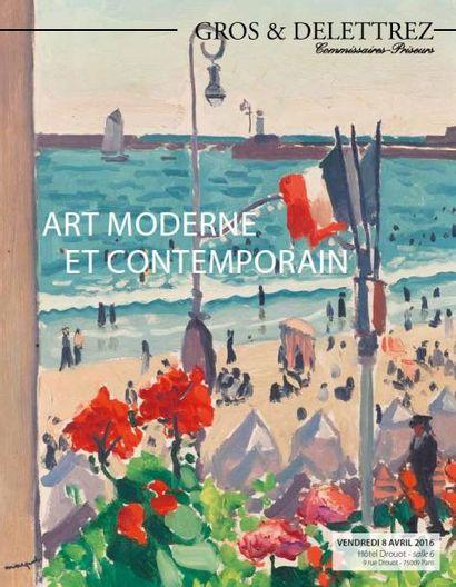 Art Moderne et contemporain, Sculptures et mobilier XXème