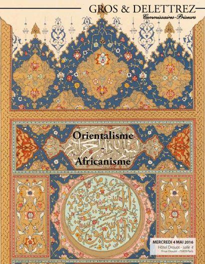 Orientalisme - Africanisme : Livres - Manuscrits - Imagerie