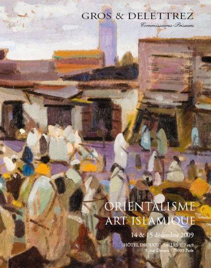 ORIENTALISME art islamique