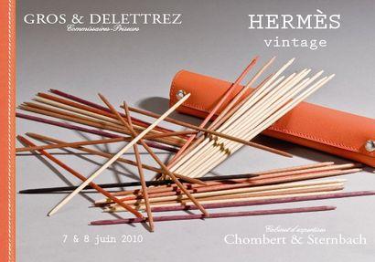 Hermès - Vente en live - Exposition salle 9