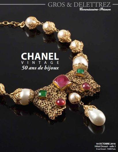 CHANEL vintage - 50 ans de Bijoux