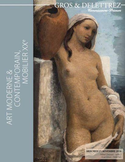 art moderne et contemporain, mobilier