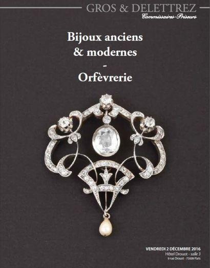 Bijoux anciens et modernes, orfèvrerie