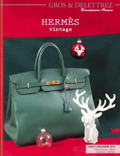 Hermès vintage (vente à 11h et 14h)