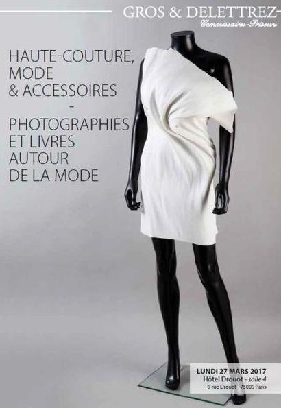 Haute couture - mode et accessoires - photographies et livres autour de la mode