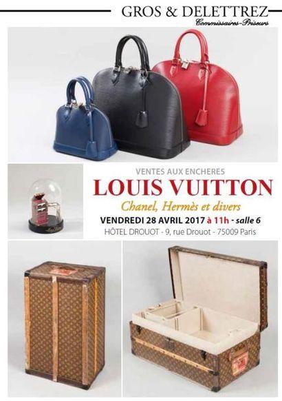 Vente à 11h et 14h : Louis Vuitton, Chanel, Hermès et divers