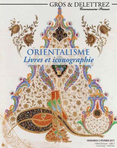 ORIENTALISME - Livres et iconographie