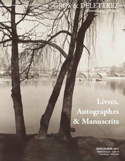 Livres, Autographes & Manuscrits