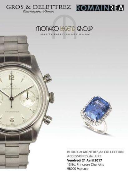 Bijoux et montres de collection - accessoires de luxe