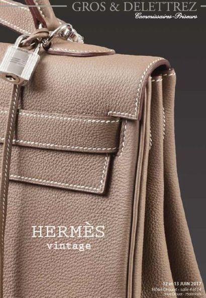 Hermès vintage - 1ère partie