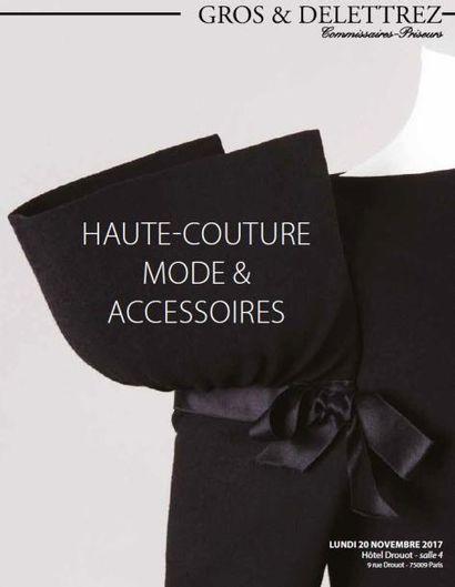Haute couture - mode & accessoires