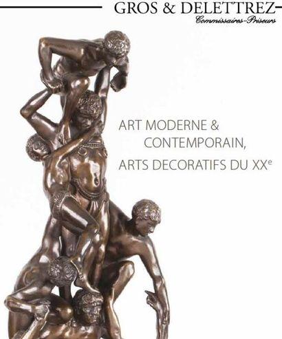 Art Moderne & Contemporain, arts décoratifs du XXe