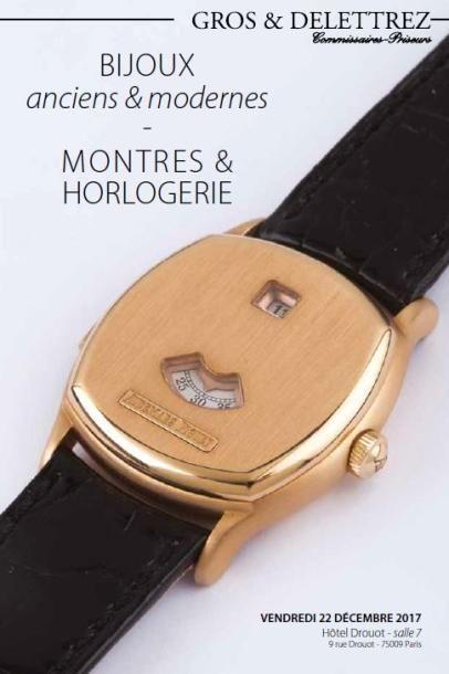 Bijoux anciens & modernes - Montres & Horlogerie