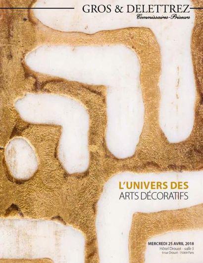 ARTS DECORATIFS DU XXème