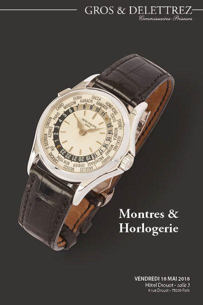 11h : Montres & Horlogerie