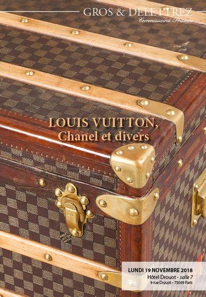 Louis Vuitton, Chanel, Hermès et divers