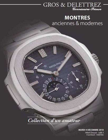 Montres anciennes & modernes - Collection d'un amateur