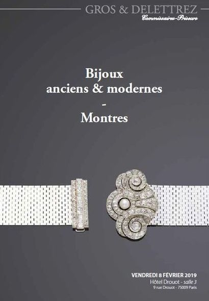 Bijoux - Montres