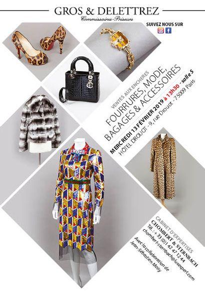 Fourrures, Mode, Bagages & Accessoires