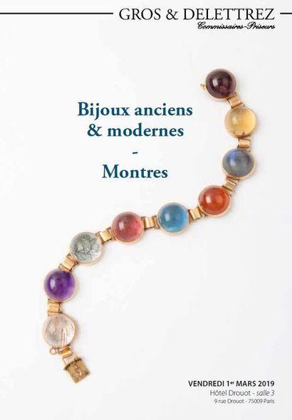 Bijoux anciens & modernes - Montres