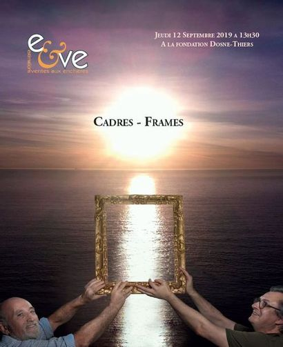 CADRES ANCIENS & MODERNES