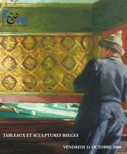 TABLEAUX et SCULPTURES BELGES XIXème et XXème s.