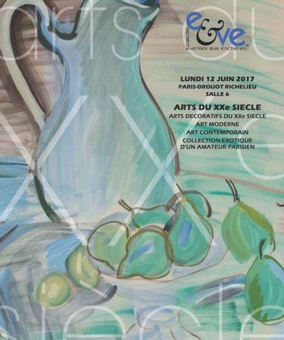 Arts du XXe siècle : Art moderne - Art contemporain - Arts décoratifs du XXe siècle