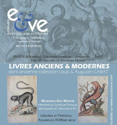 LIVRES ANCIENS & MODERNES