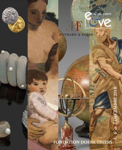 Numismatique - Intailles - Bijoux - Orfèvrerie - Objets de vitrine - Tableaux modernes
